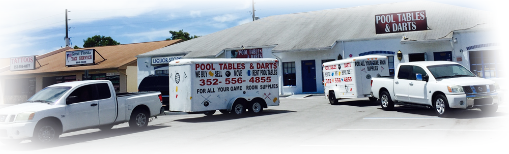 Florida Pool Table Movers - Pool table companies near me